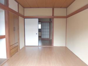 洋室南側3